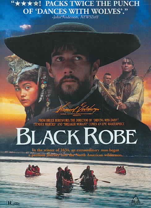 BLACK ROBE BY BLUTEAU,LATHAIRE (DVD)
