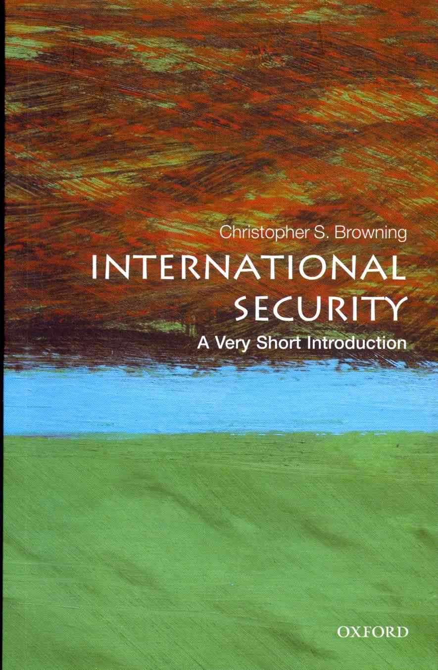 International Security By Browning, Christopher S.