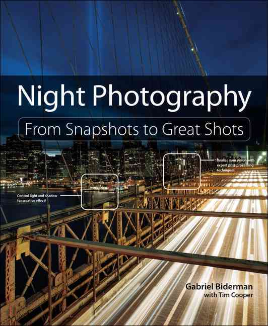 Night Photography By Biderman, Gabriel